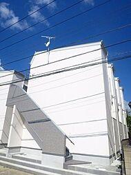 千葉県千葉市稲毛区稲毛3丁目の賃貸アパートの外観