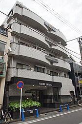 神奈川県川崎市川崎区貝塚1丁目の賃貸マンションの外観