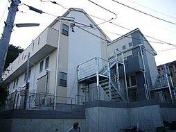 ヴェラハイツ井土ヶ谷A[2階]の外観