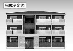 花野井アパート1[202号室]の外観