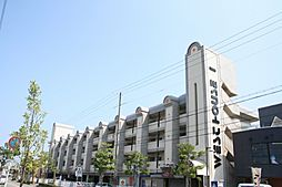 レナジア姫路WEST[3階]の外観
