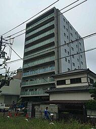 大阪府東大阪市西堤西の賃貸マンションの外観