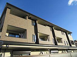 カーサジェンティーレ[1階]の外観