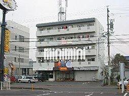 愛知県津島市東柳原町1丁目の賃貸マンションの外観