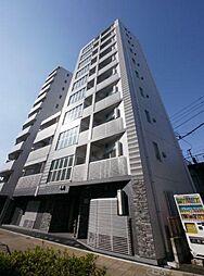 東京都北区滝野川2丁目の賃貸マンションの外観