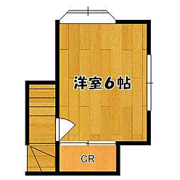 [一戸建] 東京都国分寺市西元町2丁目 の賃貸【/】の外観