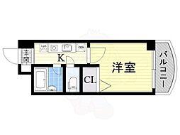 天神橋筋六丁目駅 4.8万円