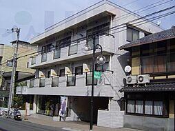 京都府京都市東山区常盤町の賃貸マンションの外観