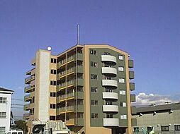 バンブーコート[3階]の外観