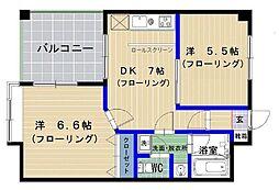 唐の原駅 5.7万円
