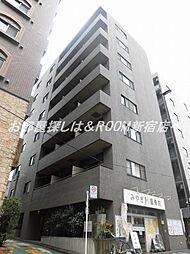 東京都新宿区西早稲田2丁目の賃貸マンションの外観