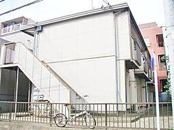千葉県千葉市花見川区幕張本郷2丁目の賃貸アパートの外観