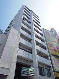 ラパンジール恵美須II[3階]の外観