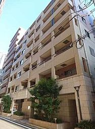 パレステュディオ銀座二丁目[4階号室]の外観