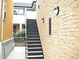 ガーデンレジデンスII[2階]の外観