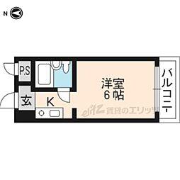 京都市営烏丸線 北山駅 徒歩28分