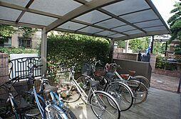 ガーデンコートハナ[1階]の外観