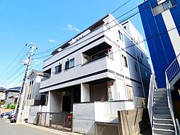 CREW HOUSE 東松戸[1階]の外観