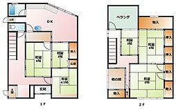 富田駅 4.5万円