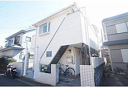 神奈川県横浜市金沢区大道1の賃貸アパートの外観