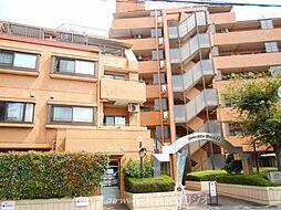 ライオンズヒルズ町田壱番館[4階]の外観