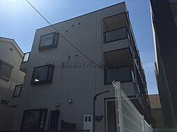 神奈川県藤沢市湘南台6丁目の賃貸マンションの外観