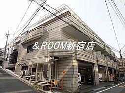 ベル・パークシティ西新宿[203号室]の外観