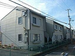 坂の久保ハイツA棟[2階]の外観