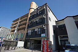 アクセス箱崎[3階]の外観
