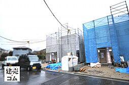 神戸市北区有野町唐櫃リベールガーデンズ 5区画分譲の3号棟