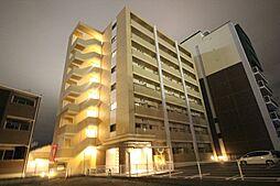 ラインスター三萩野[1階]の外観