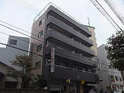 愛媛県松山市千舟町1丁目の賃貸マンションの外観