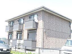 三重県四日市市新正3丁目の賃貸アパートの外観