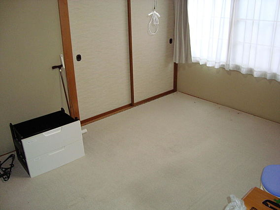 """1階和室6畳"""""""