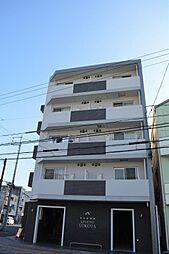 静岡県静岡市葵区横田町の賃貸マンションの外観