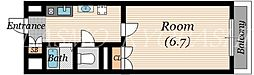 ミマサカ田中マンション[3階]の間取り