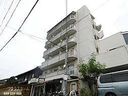 大阪府堺市北区北長尾町1丁の賃貸マンションの外観