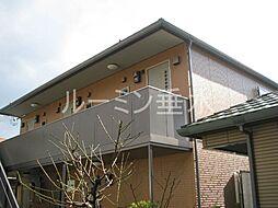兵庫県神戸市垂水区東舞子町の賃貸アパートの外観