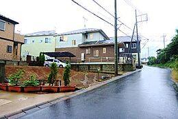 常総線「寺原」駅より徒歩約5分の立地です。