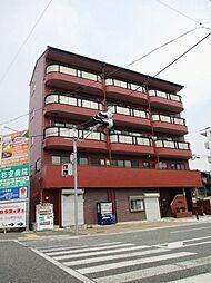 兵庫県尼崎市久々知西町1丁目の賃貸マンションの外観