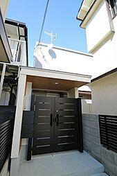 兵庫県神戸市垂水区五色山4丁目の賃貸アパートの外観