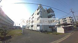 ビレッジハウス葛ノ葉3号棟[4階]の外観