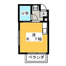 太子堂駅 4.2万円