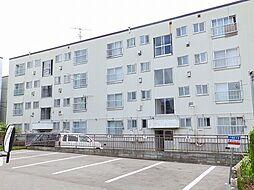 長野県長野市三輪8丁目の賃貸マンションの外観