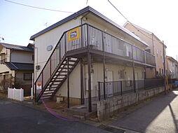 一ノ割コートハウス 202[2階]の外観