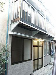 上田ハイツ[1F号室]の外観
