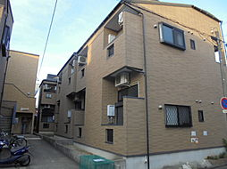 タウンコート栄生[2階]の外観