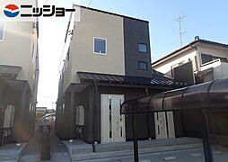 ミキホーム B棟[2階]の外観