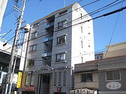 愛知県名古屋市北区黒川本通5丁目の賃貸マンションの外観