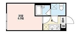 nomad四つ木(ノマド四つ木)[3階]の間取り